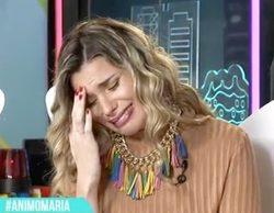 """María Lapiedra, hundida tras su paso por 'Sálvame Deluxe': """"Los ridículos fueron ellos"""""""