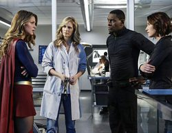 'Supergirl' sube gracias al crossover de superhéroes de The CW