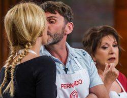'MasterChef Celebrity' arrasa en su semifinal con un impresionante 24,8% y 'Lo que escondían sus ojos' resiste