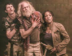 'Z Nation', la serie zombie de Syfy, renueva por una cuarta temporada