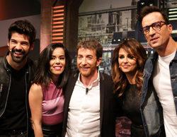 """Pablo Puyol en 'El Hormiguero': """"En UPA había actividad sexual entre secuencia y secuencia"""""""