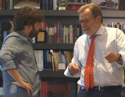 'Salvados': Cebrián se salta el veto a laSexta y será entrevistado por Évole