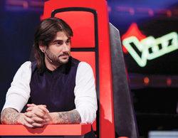 'La Voz': Cruce de palabras entre Melendi y Maluma por el beso con Dama en su último concierto