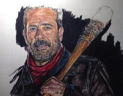 """'The Walking Dead': El bate de Negan se llama """"Lucille"""" por su mujer fallecida"""