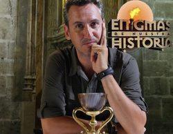 'Enigmas de nuestra historia' llega a DMAX el 8 de diciembre