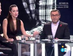 """Jorge Javier Vázquez: """"Adara debía estar en la final de 'Gran Hermano 17'"""""""