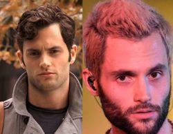 El increíble cambio de Penn Badgley, Dan en 'Gossip Girl': de castaño oscuro a rubio