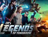 'Legends of Tomorrow', del crossover de The CW, tumba el partido de fútbol americano de NBC