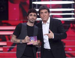 Canco Rodríguez es el ganador de la gala 9 de 'Tu cara me suena'