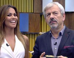 Pelayo y Cristina Rodríguez ('Cámbiame') aconsejan a Lara Álvarez y Carlos Sobera cómo dar las Campanadas