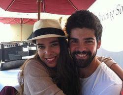 Beatriz Luengo muestra su apoyo a Miguel Ángel Muñoz de cara a la final de 'MasterChef Celebrity'