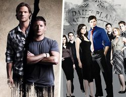 Jackson Stewart ('Supernatural') revela que se quiso hacer un crossover con 'Smallville'