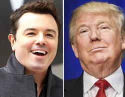 """Seth MacFarlane ('Padre de Familia'): """"Odiamos a Trump porque vivimos y trabajamos entre los de su calaña"""""""