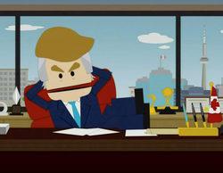 'South Park' despide su vigésima temporada con el sustituto de Trump en la Casa Blanca