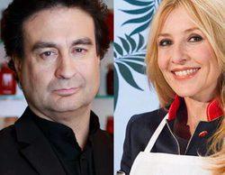 Cayetana Guillén Cuervo y Pepe Rodríguez ('MasterChef Celebrity') se cuelan en laSexta gracias al Padre Ángel