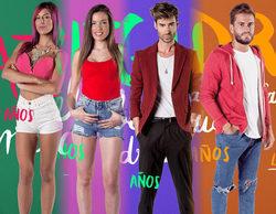 Miguel, Bea, Meritxell y Rodrigo continúan luchando por la victoria en 'Gran Hermano 17'
