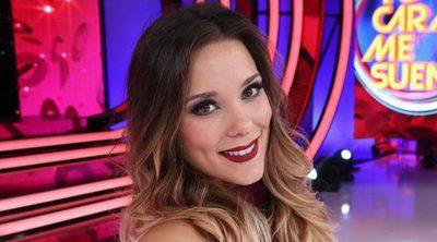 """Lorena Gómez ('TCMS') recuerda su imitación de Bon Jovi: """"Me pusieron un pene negro grande"""""""