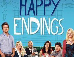 Los protagonistas de 'Happy Endings' se reencuentran con la lectura de un guión en directo