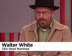 Walter White ('Breaking Bad') reaparece en 'Saturday Night Live' como máximo responsable antidroga de Trump