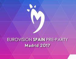 España acogerá su primera Pre-Party con la asistencia de más de 10 artistas de Eurovisión 2017
