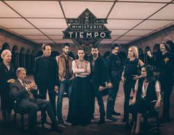 'El Ministerio del tiempo' comienza el rodaje de su tercera temporada