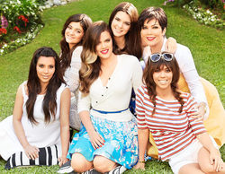 'Las Kardashian' celebran el martes y 13 en la lujosa isla de St. Barths