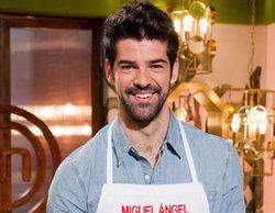 Miguel Ángel Muñoz se proclama ganador de 'MasterChef Celebrity' ante un formidable 28,2% de la audiencia