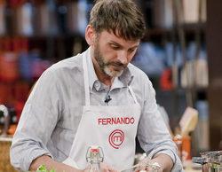 """Fernando Tejero ('Masterchef Celebrity'): """"Me voy del país mañana"""""""