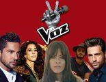 Bisbal, Bustamante, Rosario, Morat y Vanesa Martín, invitados estelares de la semifinal de 'La Voz'