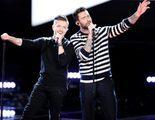 La final 'The Voice' sobrepasa las cifras de primavera pero no supera las de otoño