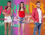Bea, Meritxell y Rodrigo, finalistas oficiales de 'Gran Hermano 17'