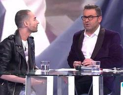 La tensa entrevista de Jorge Javier Vázquez a Miguel, con expulsión de plató incluida