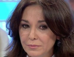 Isabel Gemio se derrumba en 'Espejo público' y se echa a llorar con el caso Nadia