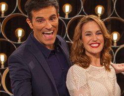 Luis Larrodera y Blanca Liso presentarán las campanadas de fin de año en Aragón TV