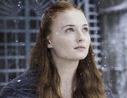 """Sophie Turner, sobre la T7 de 'Juego de Tronos': """"Habrá mucho más sobre Dark Sansa"""""""
