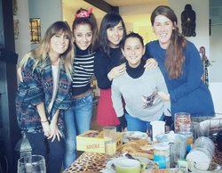 Las actrices de 'Gym Tony' se reencuentran por el aniversario de la serie y celebran su renovación
