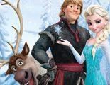 """""""Frozen"""" (13%) pierde más de 7 puntos en su segundo pase en televisión y es la segunda opción de la noche"""