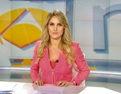 Antena 3 confía en Angie Rigueiro como presentadora del informativo matinal en Navidad