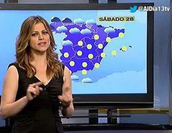 Una presentadora de Telemadrid y un redactor de laSexta se enteran en directo de que les ha tocado el Gordo