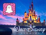 Disney producirá contenidos televisivos para los usuarios de Snapchat