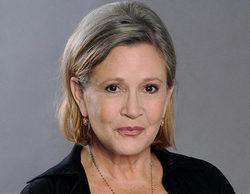 """Carrie Fisher, la Princesa Leia en """"Star Wars"""", está estable tras sufrir un ataque cardíaco"""