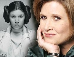 """Muere Carrie Fisher, la icónica Princesa Leia de """"Star Wars"""", a los 60 años"""