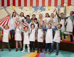 'MasterChef Junior 4': Toni, Abel y Virginia son los expulsados del segundo programa