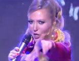 """Lydia Lozano """"imita"""" a Mariah Carey en 'Sálvame' y hunde la Navidad"""