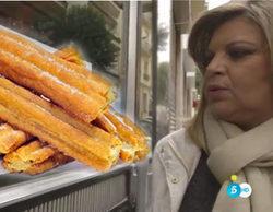 Guerra de zascas entre María Teresa y Terelu por las porras en la cena de Navidad de 'Las Campos'