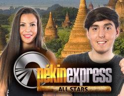 laSexta emitirá una edición de 'Pekín Express' con concursantes de otras ediciones