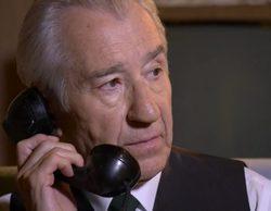 Don Emilio ('Velvet') desvela si viajará a Nueva York y cuál será su relación con doña Blanca