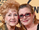 """Muere Debbie Reynolds (""""Singing in the rain"""") a los 84 años, un día después que su hija Carrie Fisher"""