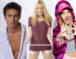 Aless Gibaja, Marco Ferri y Daniela Blume, nuevos concursantes confirmados de 'Gran Hermano VIP 5'