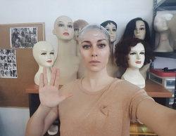 'Las chicas del cable': Blanca Suárez comparte una nueva fotografía junto a un críptico mensaje